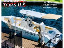 Mac Tops t-top boat shades