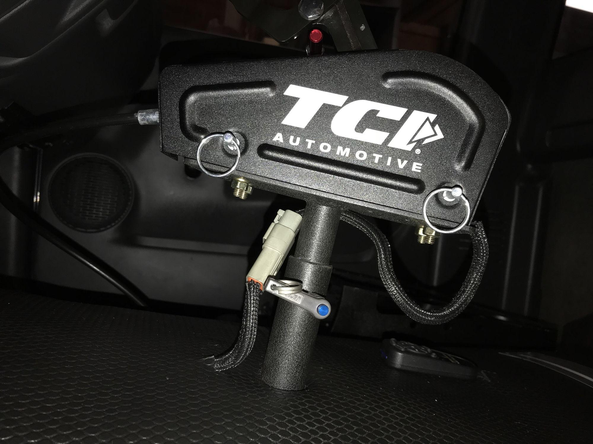 Trans Brake  2 Step  Smooth Stage Wiring