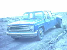 1981 gmc c3500 sierra. 454, hirise,headers msd. Old faithful. Have had 30 years driven daily
