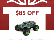 For all the problems HPI has had. At least they haven't screwed up a discontinued the XS. At that price it's almost tempting to get a second one