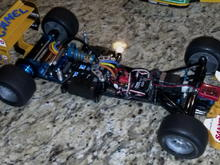 F103/104 chassis