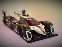 LMP-1 Carbon Ferrari