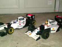 McKune FGX and Exotek F1R ready for the Nationals