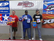 USGT A-Main