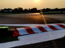 The dawn of official practice is appon us.  Hope you have your entry in.  There is room for more.  So, if you haven't entered, but want to race, please come to the track and make your entry.