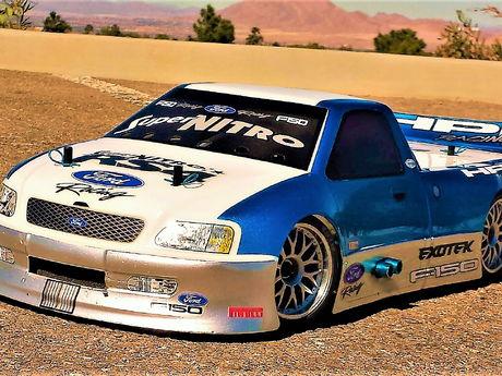 Rs4 Nitro F-150