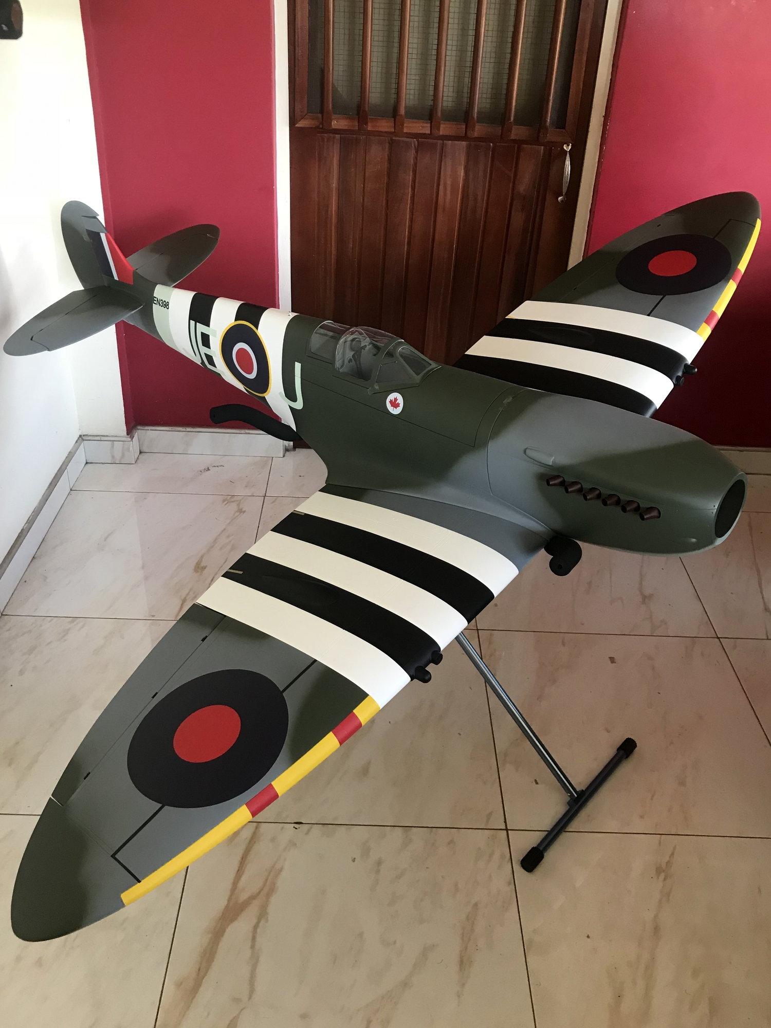 Spitfire Mk IX 81