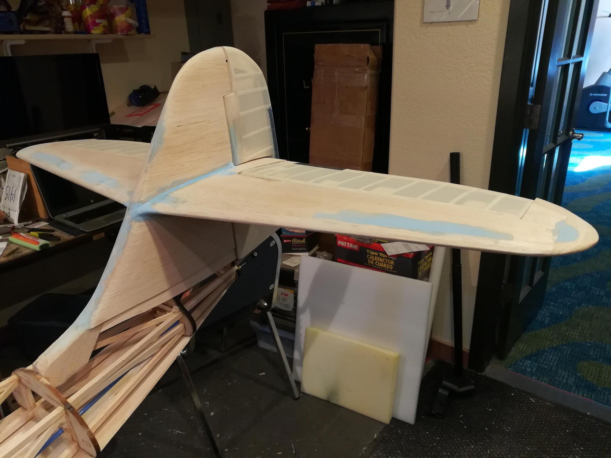 PBY Catalina (Vintage Plans) Build Thread - RCU Forums