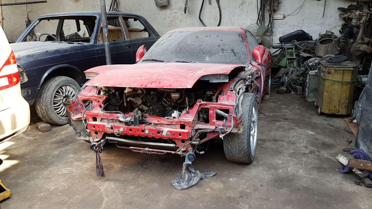 3uz-fe Mazda rx7 FD swap  - RX7Club com - Mazda RX7 Forum