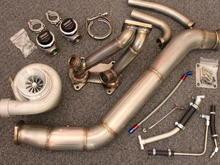 TDX61R Turbo Kit