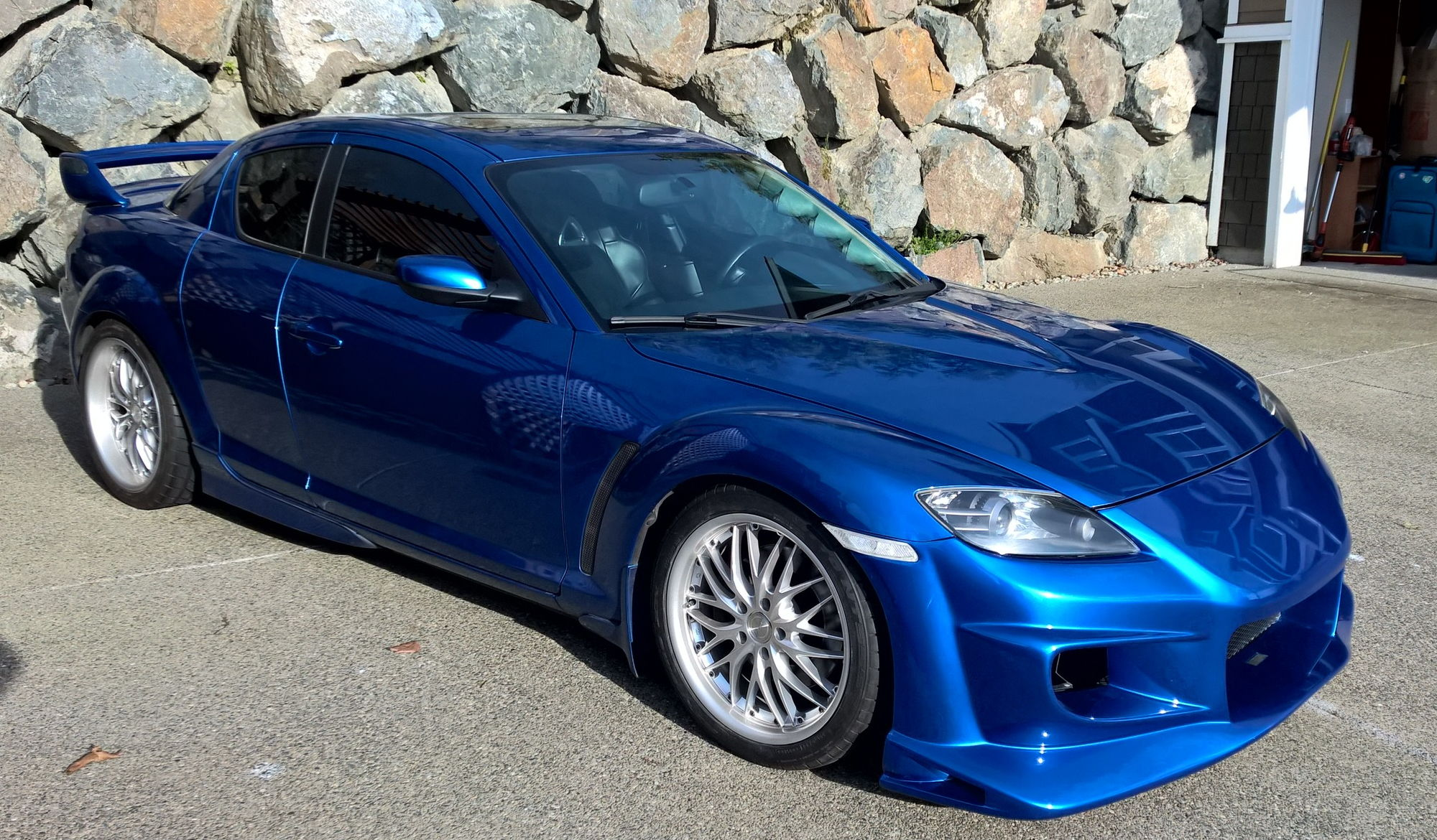 2004 Mazda Rx 8 For Sale 12k In Aftermarket Parts