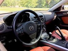 two tone copper interior - looks brand new