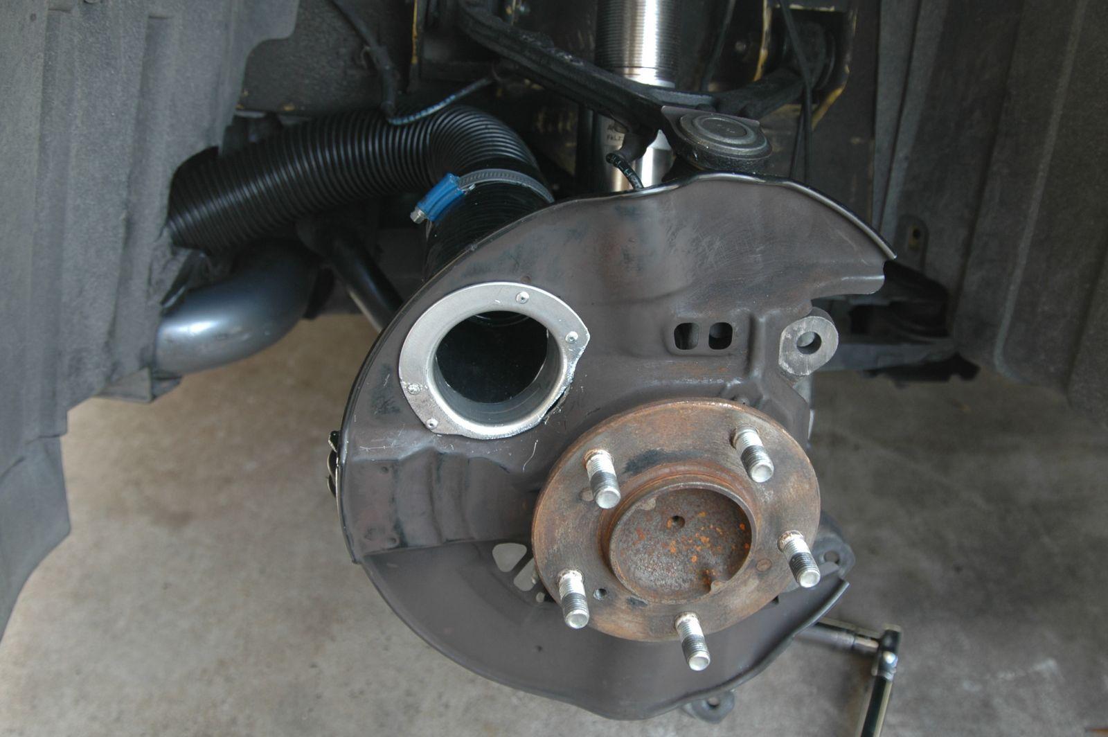 Brake Cooling Vents For Ap2 Bumper S2ki Honda S2000 Forums