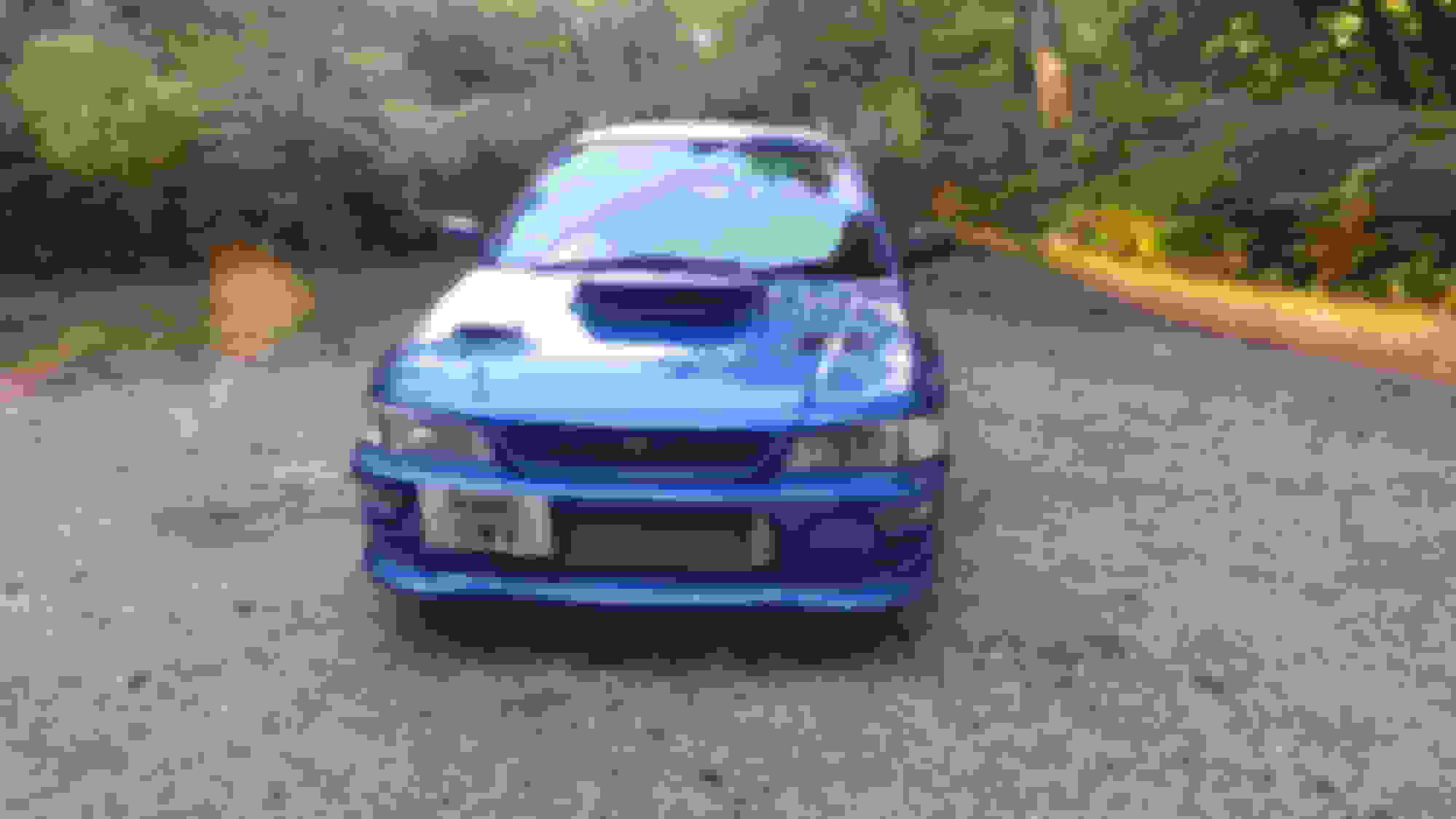 Subaru impreza classic wagon ej207 swap Garrett turbo
