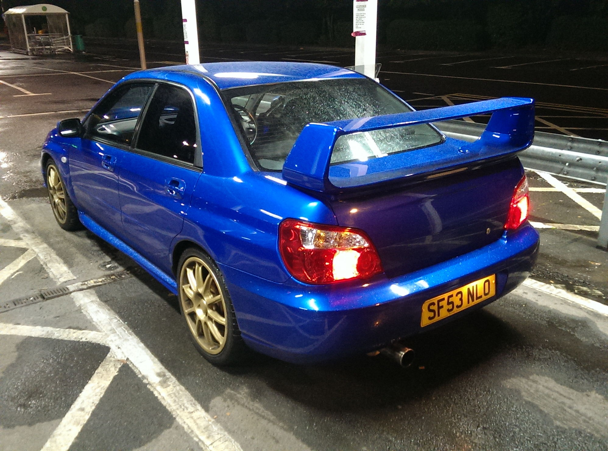 2004 WRX STI Type UK PPP ScoobyNet Subaru Enthusiast Forum