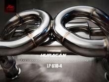 FiExhaust for Lamborghini Huracan LP610 - Valvetronic Muffler.