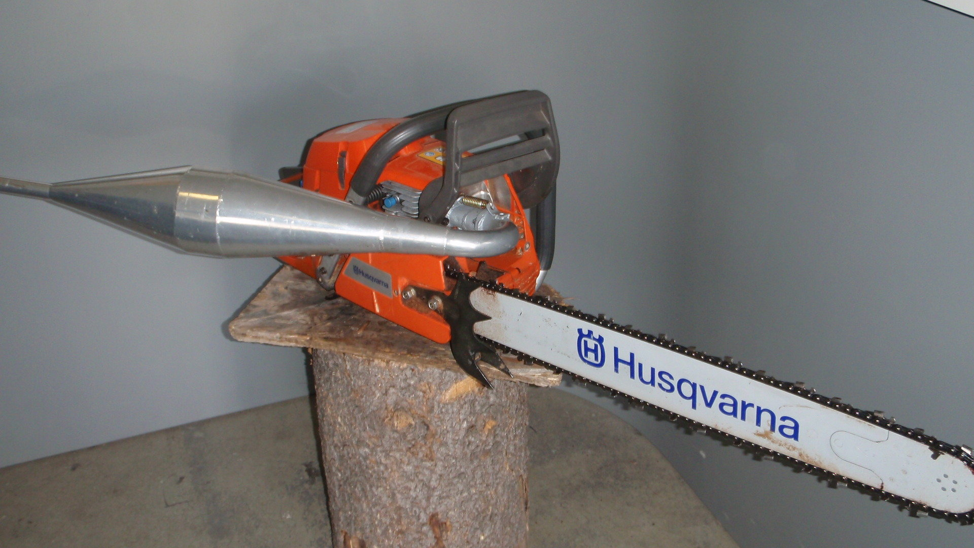 Upgrading chain saw  - Page 2 - The Hull Truth - Boating and