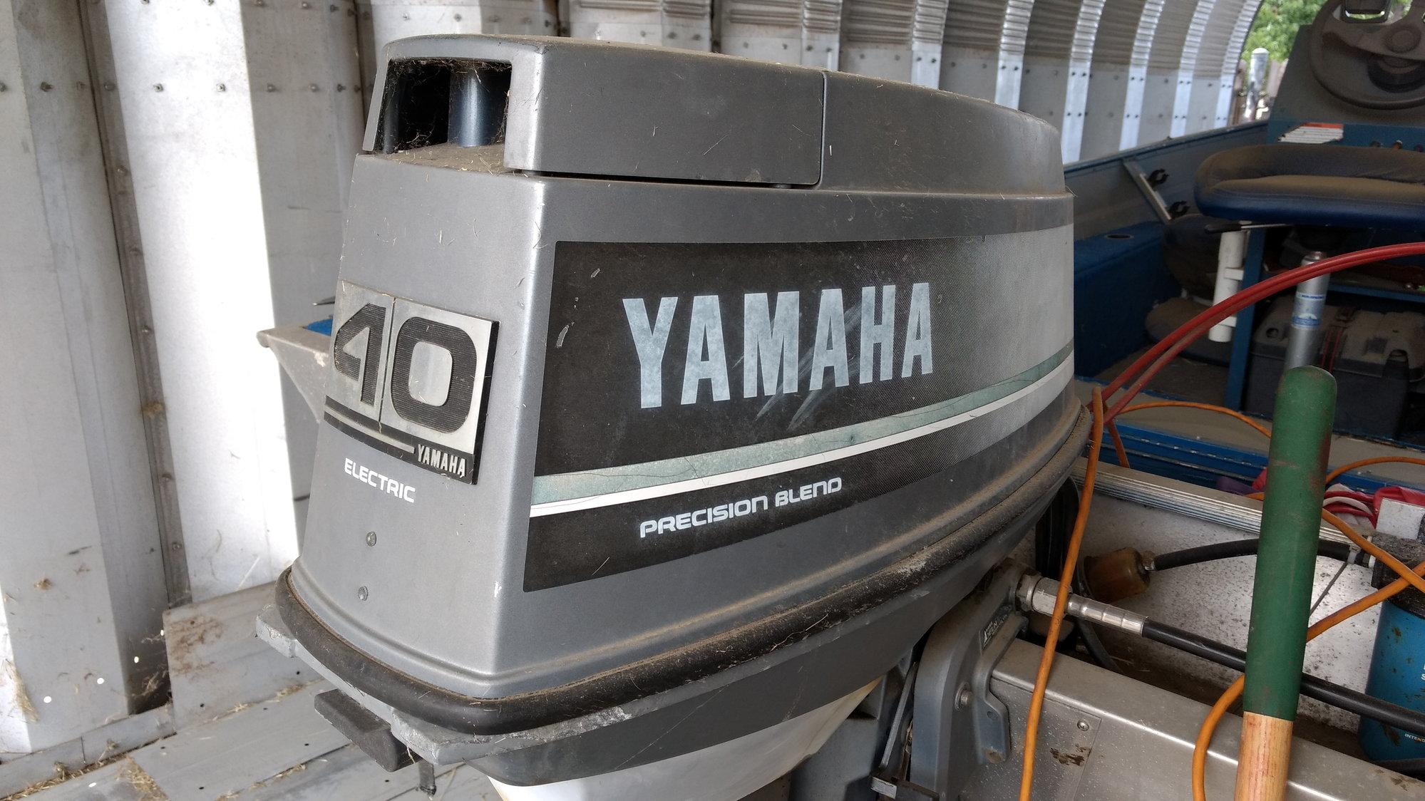 Your Aluminum boat, C