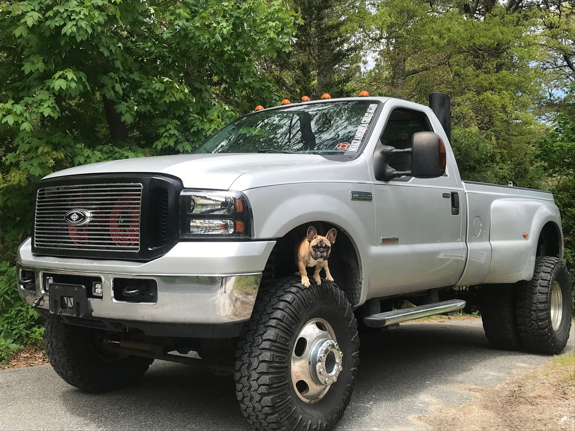 2005 F350 Dually Powerstroke Lifted 93k Miles Ford Power Stroke Nation