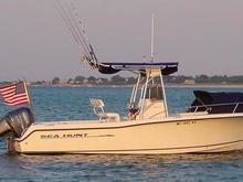 Sea Hunt 232
