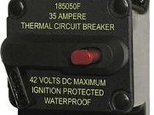 Blue Sea Circuit Breaker