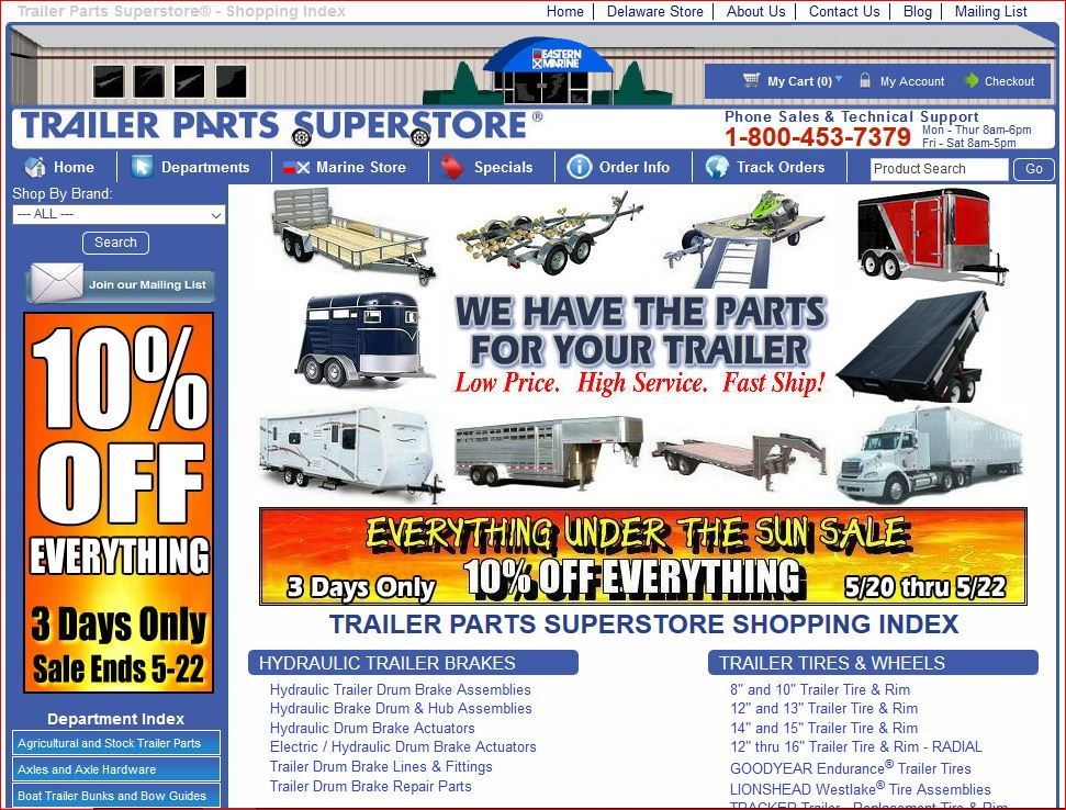 Trailer Parts Online The Hull Truth Boating And Fishing