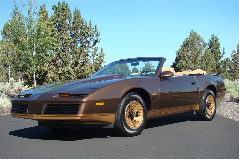 1985 firebird kammback concept for sale third generation. Black Bedroom Furniture Sets. Home Design Ideas