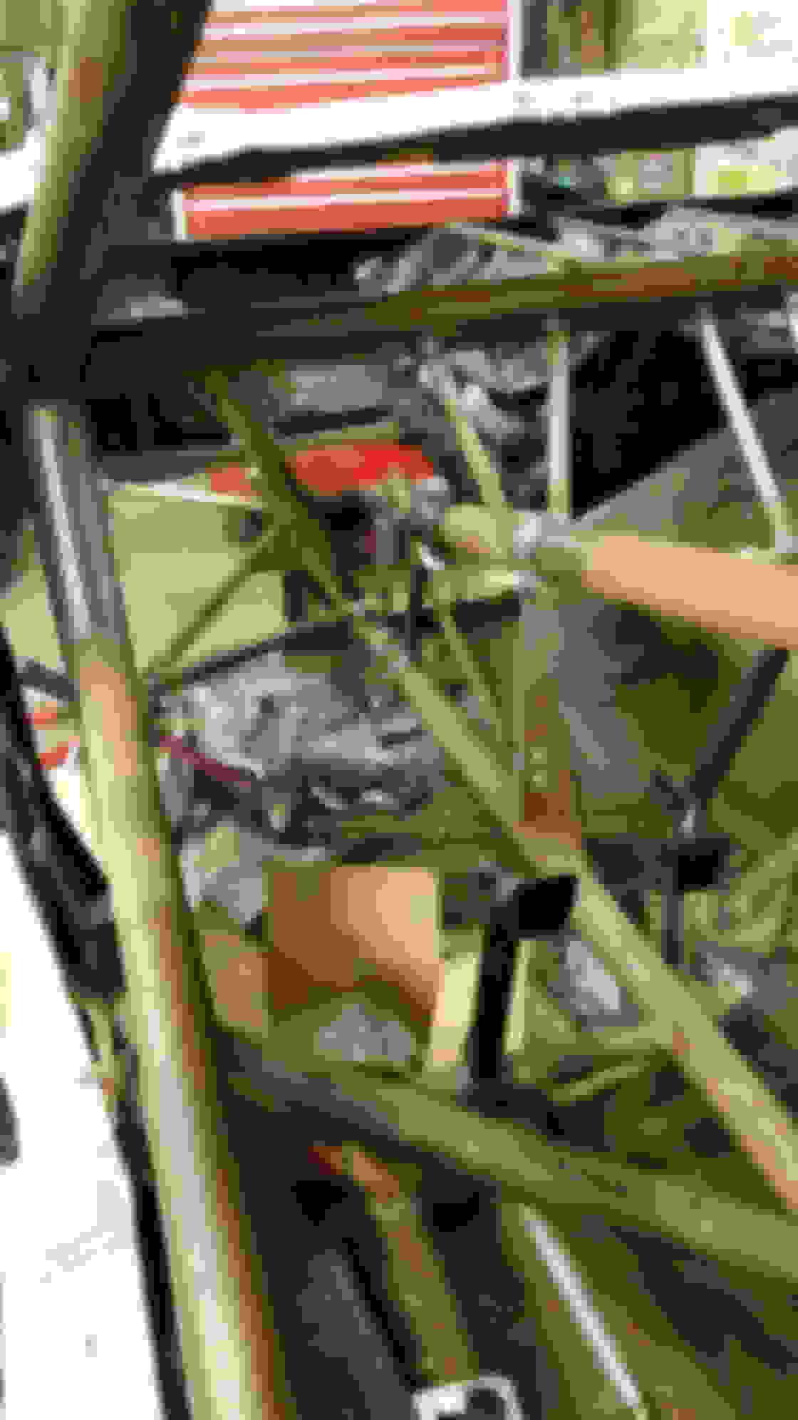 1991 Camaro full chassis drag car build - Third Generation F