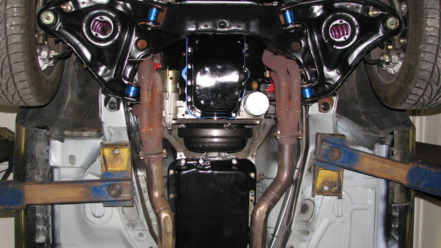 Best ECM upgrade for stock 1982 Corvette with Crossfire