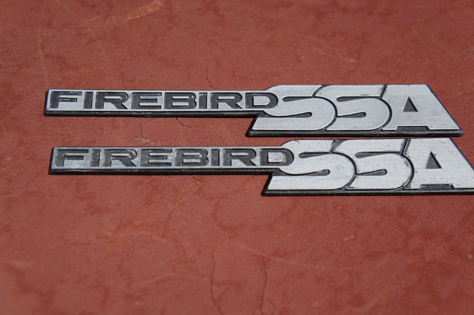 The Real Purpose And Meaning Of Firebird Ssa Xs Third 89 Fire Bird 305 Wiring Diagram When I Described My Car In Thread Post Your Pics Mentioned That Had Located A Pair Original Emblems Intended To