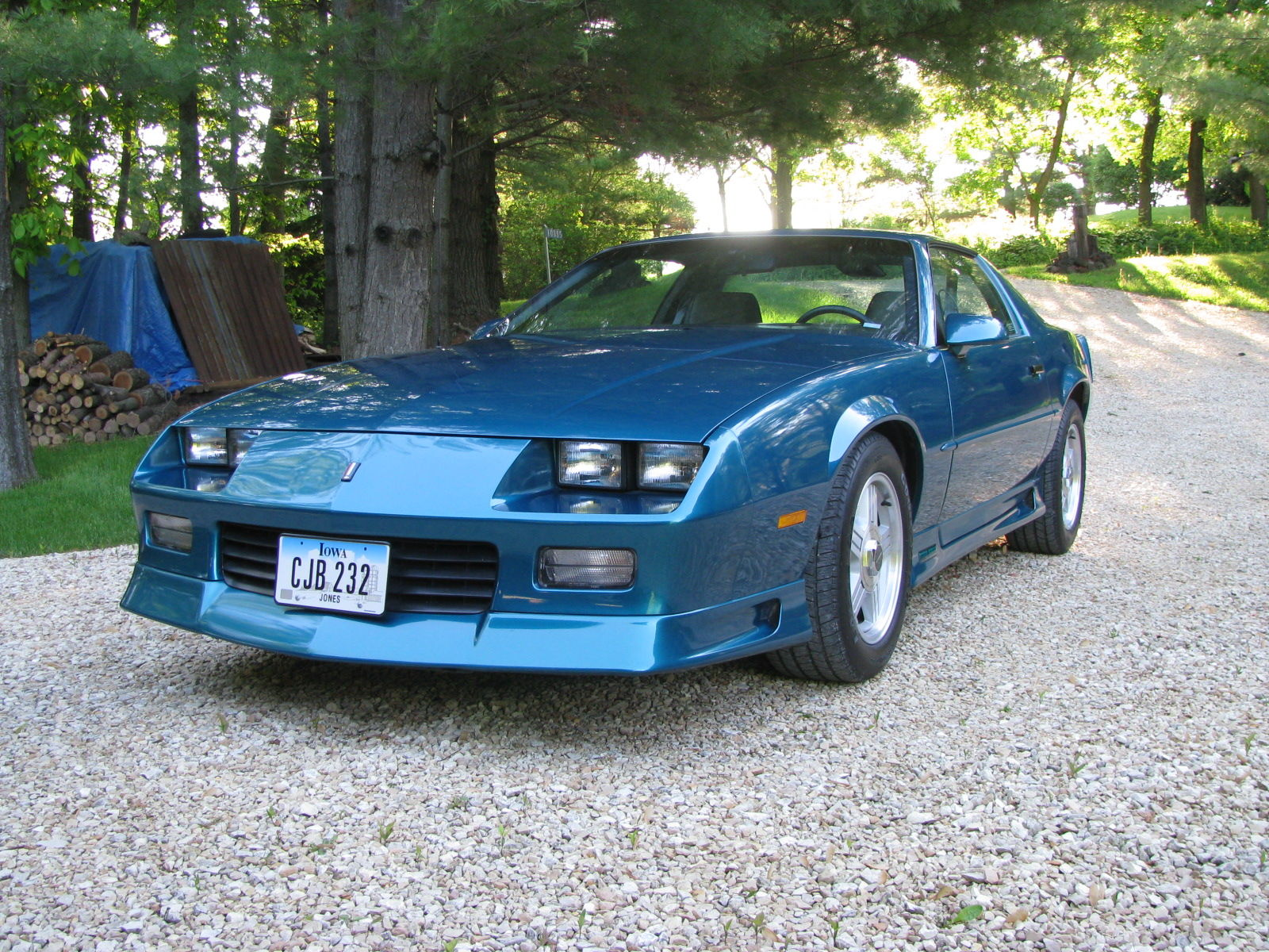 iowa for sale 1991 camaro rs third generation f body message boards. Black Bedroom Furniture Sets. Home Design Ideas