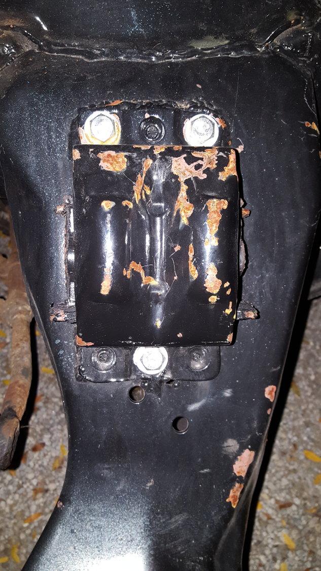 Help Identify These Engine Mounts - Third Generation F-Body