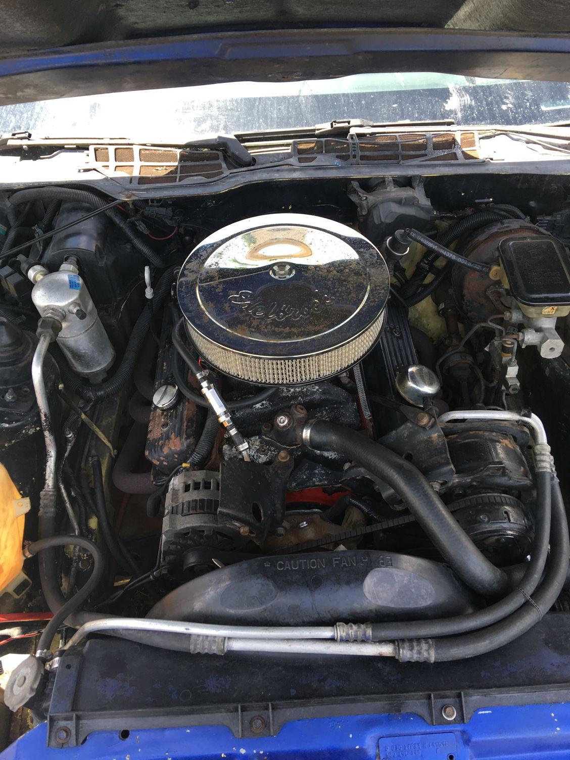 Th Gen Camaro Engine V Build