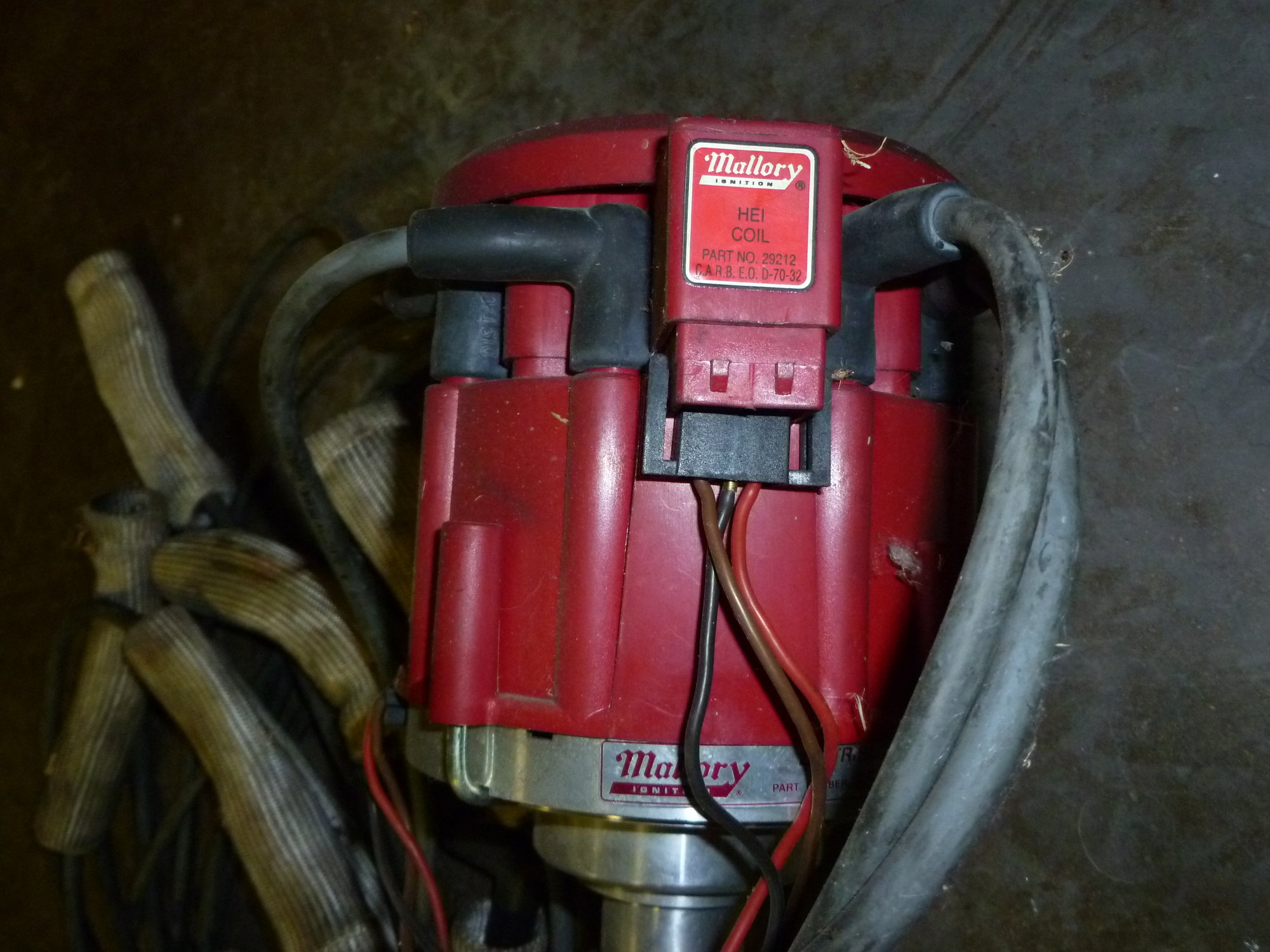 Wiring Orig. Fuel Pump to 350 Carb motor! Help!?!? - Third ... on mallory furniture, mallory electronics, mallory gauges, mallory resistors, mallory battery,