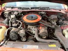 Original Brakes and motor