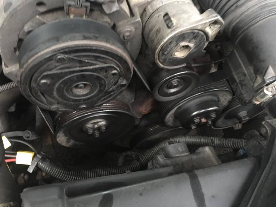 Smog Pump delete 88 T P I  IROC Vert - Third Generation F-Body