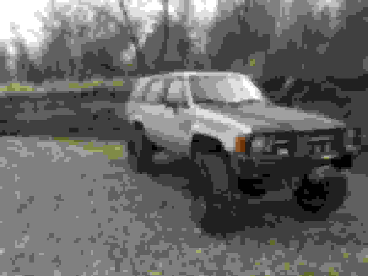 Completed 2TR-FE in 87 22re 4runner - YotaTech Forums