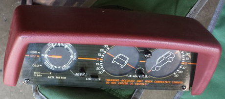 FS [PacNorWest]: Toyota Inclinometer/Altimeter - YotaTech Forums