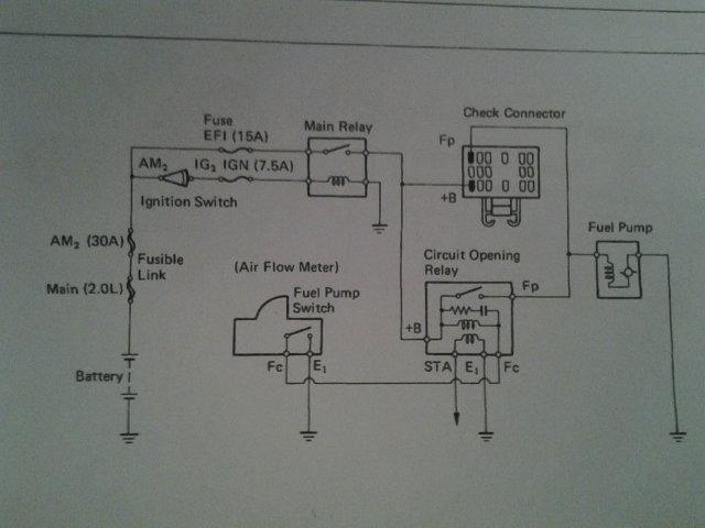 92 22re Fuel Pump Wiring Yotatech Forums