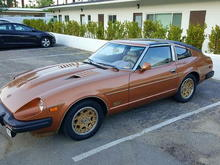 Clint's 1981 280ZX Turbo