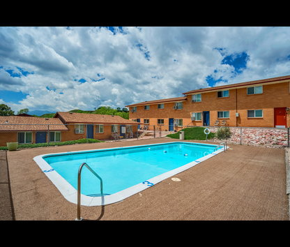 Paloma Terrace One Bedroom Apartment Homes(Formerly Mesa Vista Apartments).  2910 Sage St, Colorado Springs ...