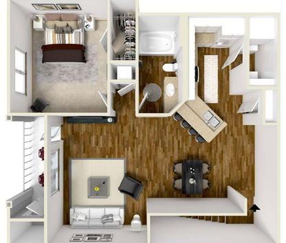 Reviews & Prices for Audubon Park Apartments, Zachary, LA