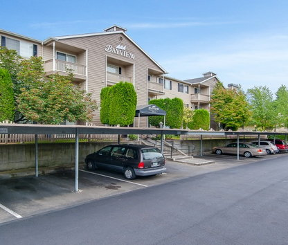 Image Of Bayview Apartments In Federal Way, WA