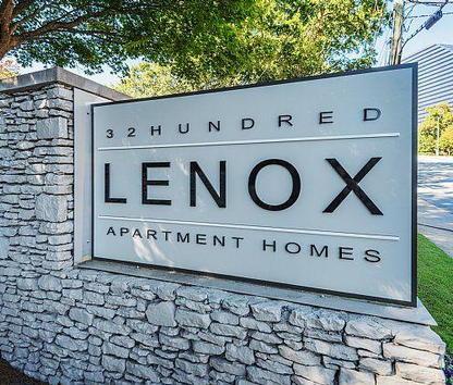 Image Of 32 Hundred Lenox (formerly The Metropolitan At Buckhead) In  Atlanta, GA