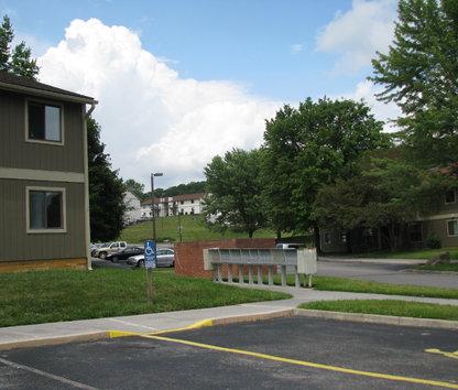 Village Apartments Blacksburg