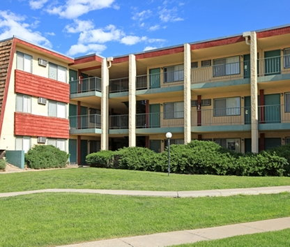 Image Of Belmont Square Apartments In Pueblo, CO