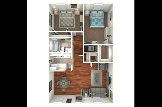 Roselawn Apartments - 19 Reviews | San Antonio, TX