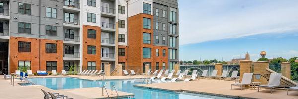 One Riverwalk Apartments