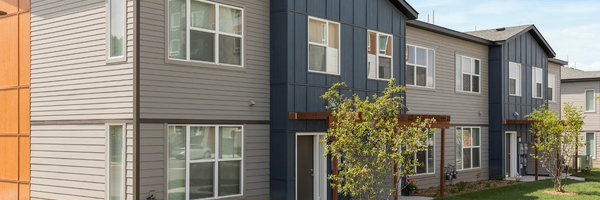 The Liberty Apartments and Townhomes