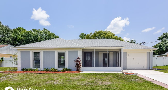 Image of 2106 North Merrin Street in Plant City, FL